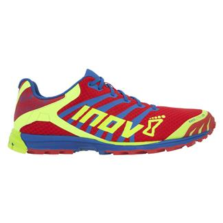 Inov-8 Race Ultra 270 Red / Neon Yellow / Blue