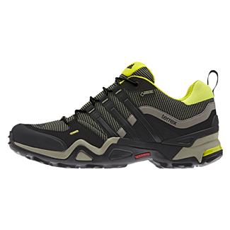 Adidas Terrex Fast X GTX Base Green / Black / Semi Solar Yellow
