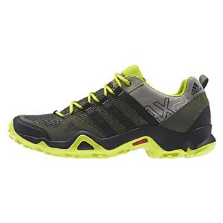 Adidas AX2 Base Green / Black / Semi Solar Yellow