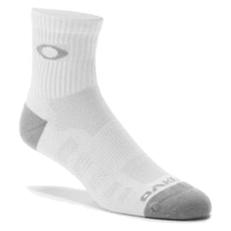 Oakley Performance Tech Half Crew Socks - 2 Pack White