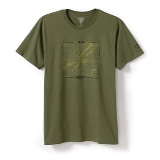 Oakley AO_001 T-Shirt Worn Olive