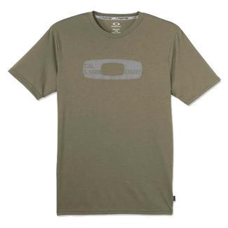 Oakley O Caliber T-Shirt Worn Olive