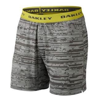 Oakley Printed P.E. Boxers Stone Gray