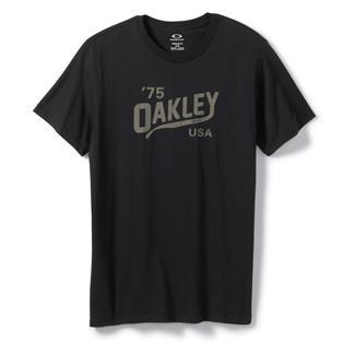 Oakley Legs T-Shirt Jet Black