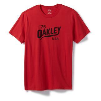 Oakley Legs T-Shirt Red Line
