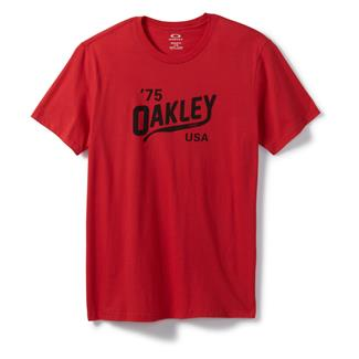 Oakley Legs T-Shirt Red Line