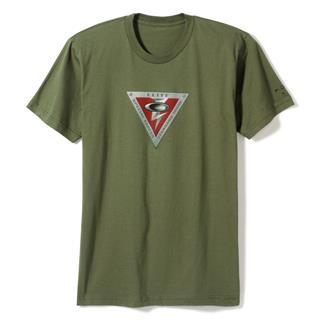 Oakley SI Logo T-Shirt Worn Olive
