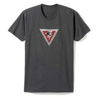 Oakley SI Logo T-Shirt Sheet Metal