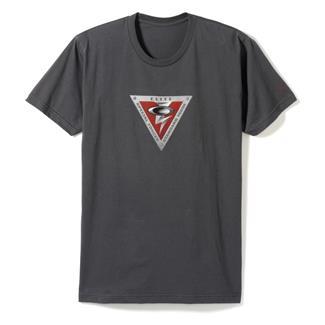 Oakley SI Logo T-Shirt Sheet Metal