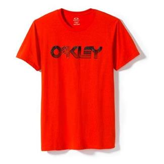 Oakley Current Edition T-Shirt Grenandine