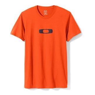 Oakley Square Me T-Shirt Grenandine