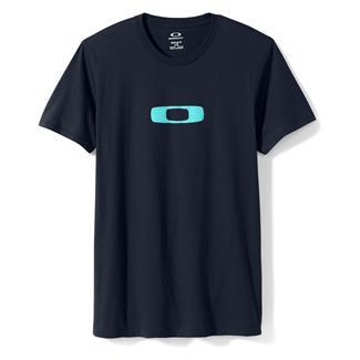 Oakley Square Me T-Shirt Navy Blue