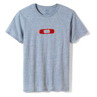 Oakley Square Me T-Shirt Heather Gray