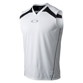 Oakley Sleeveless Accomplish T-Shirt White