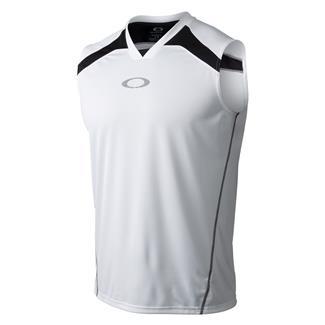Oakley Sleeveless Accomplish T-Shirt White