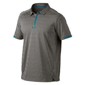Oakley Brookwood Polo Grigio Scuro