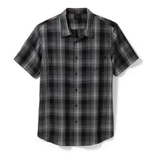 Oakley Yogues Woven Shirt Jet Black