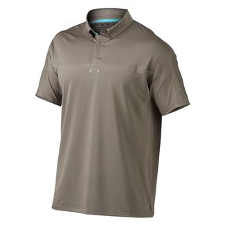 Oakley Ashland Polo Grigio Scuro