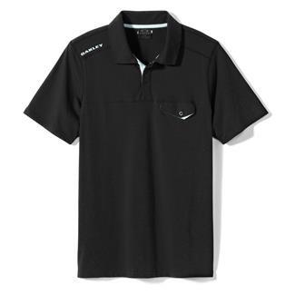 Oakley Ellis Polo Jet Black