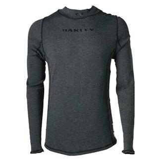 Oakley Long Sleeve 5.5 Oz. Carbonx T-Shirt Gray