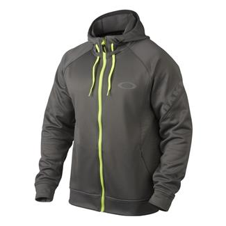 Oakley Progression Full Zip Hoodie Grigio Scuro