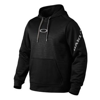 Oakley Conquer Pullover Hoodie Jet Black