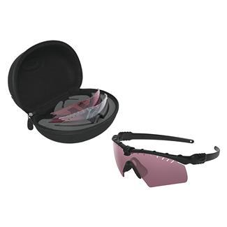 Oakley SI Ballistic M Frame 3.0 Vented PRIZM Matte Black PRIZM Shooting TR22 / PRIZM Shooting TR45 / Clear 3 Lenses