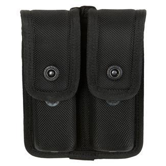 5.11 Sierra Bravo Duty Double Mag Pouch Black