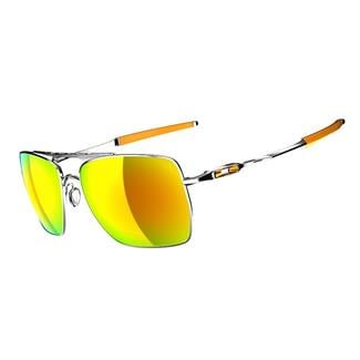 Oakley Deviation Fire Iridium Polished Chrome