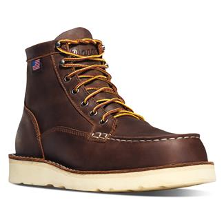 "Danner 6"" Bull Run Moc Toe Brown"
