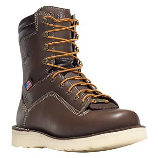 "Danner 8"" Quarry USA Wedge GTX Brown"