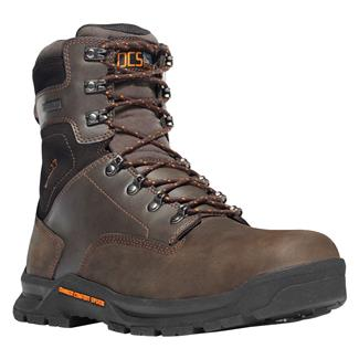 """Danner 8"""" Crafter CT WP Brown"""