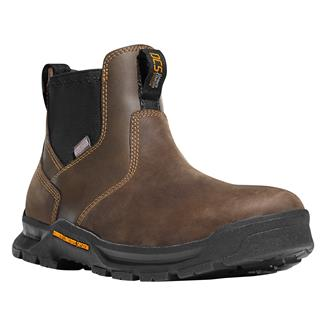 """Danner 5.5"""" Crafter Romeo CT WP Brown"""