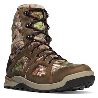 """Danner 8"""" Steadfast WP Realtree Xtra Green"""
