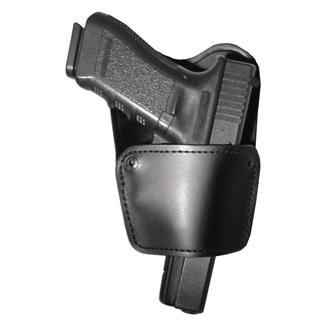 Gould & Goodrich Concealment Belt Slide Holster with Removable Body Shield Black