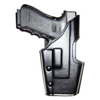 Gould & Goodrich K-Force Double Retention Duty Holster Plain Black