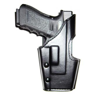 Gould & Goodrich K-Force Double Retention Duty Holster Black Plain