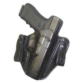 Gould & Goodrich Gold Line Convertible Concealment Holster Black