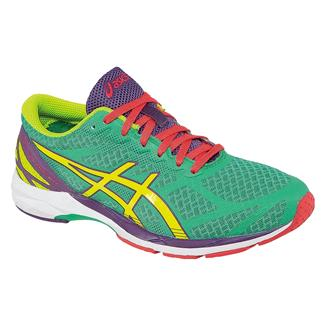 ASICS GEL-DS Racer 10 Mint / Flash Yellow / Purple
