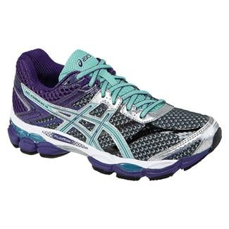 ASICS GEL-Cumulus 16 Onyx / Beach Glass / Purple