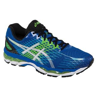 ASICS GEL-Nimbus 17 Royal / White / Flash Green