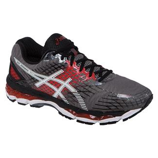 ASICS GEL-Nimbus 17 Carbon / White / Black