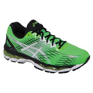 ASICS GEL-Nimbus 17 Flash Green / White / Black