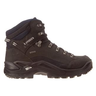 Lowa Renegade GTX Mid Dark Gray / Navy
