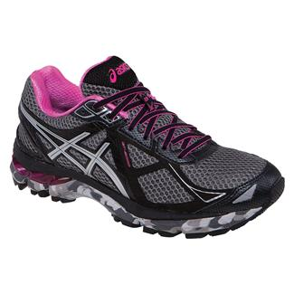 ASICS GT-2000 3 Trail Charcoal / Lightning / Hot Pink