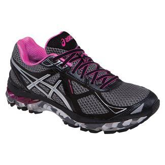 ASICS GT-2000 3 Trail Charcoal / Lightning / Hot Pink
