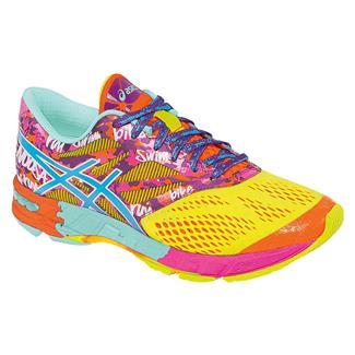 ASICS GEL-Noosa Tri 10 Flash Yellow / Turquoise / Flash Pink