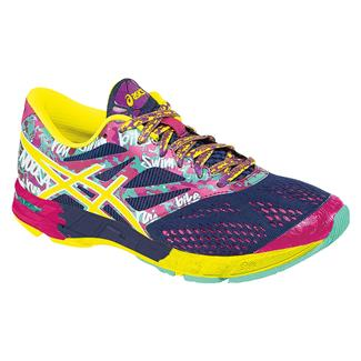 ASICS GEL-Noosa Tri 10 Navy / Flash Yellow / Hot Pink