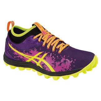 ASICS GEL-Fujirunnagade Purple / Flash Yellow / Hot Pink