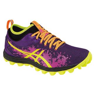 ASICS GEL-Fujirunnagade Purple / Flash Yellow / Hot Pink